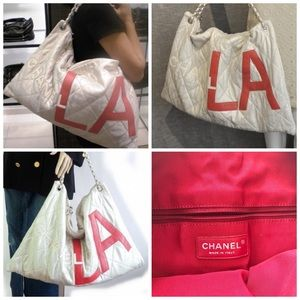 🎉SALE 🎉Chanel bag 2008 cruiser LA Cabas